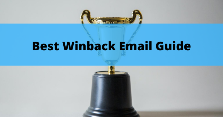 winback email guide