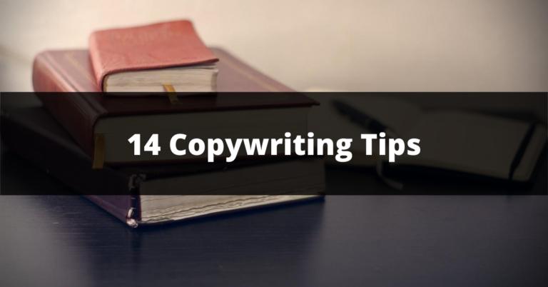 14 copywriting tips