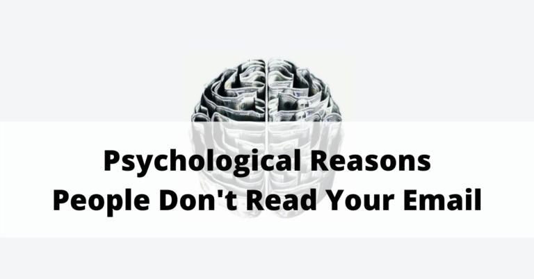 psychological reasons