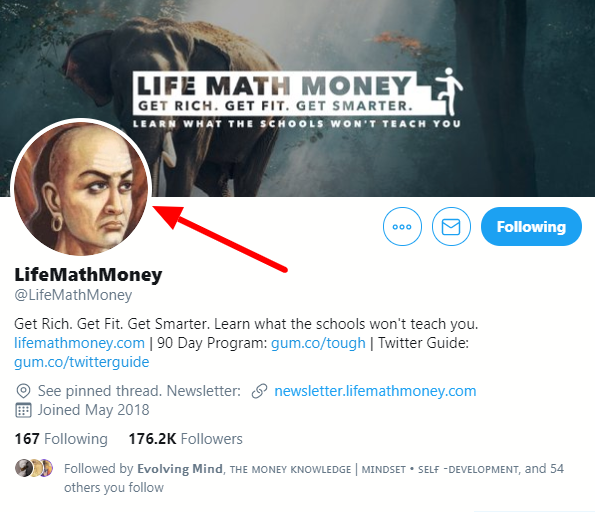 LifeMathMoney profile