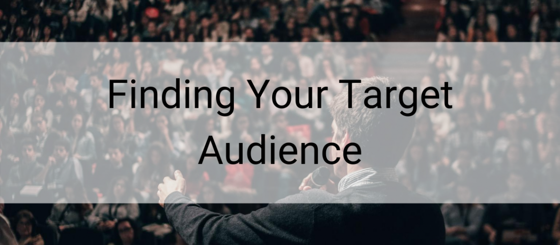 finding-your-target-audience